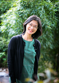 Ms. Chin-Hsien Pan